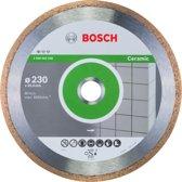 Bosch - Diamantdoorslijpschijf Standard for Ceramic 230 x 25,40 x 1,6 x 7 mm