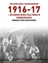Oplevelser i Makedonien 1916-17