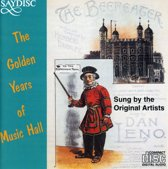 Golden Years Of Music Hall From The Original Recordings