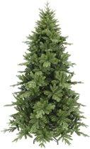 Triumph Tree kunstkerstboom deluxe nottingham pine maat in cm: 185 x 117 groen