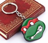 Teenage Mutant Ninja Turtles - keychain - sleutelhanger - Raphael