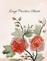 Kanji Practice Sheets