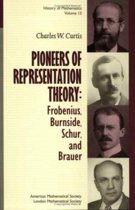 Pioneers of Representation Theory