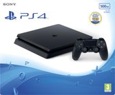 Sony PlayStation 4 Slim + That's You! 500GB Wi-Fi Zwart