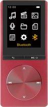 Difrnce MP1820BT Red - MP4 speler met 4GB geheugen