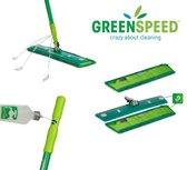 Greenspeed Click'm2 dweilset met ideale magneethechting