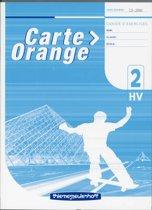 Carte Orange 2 Havo/vwo Cahier d'exercices