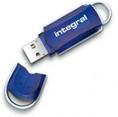 Integral Courier - USB-stick - 32 GB