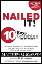 Nailed It! 10 Keys to Crushing the Interview