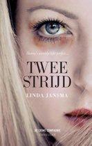 Boek cover Tweestrijd / druk Heruitgave van Linda Jansma (Paperback)