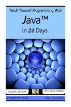 Teach Yourself Programming with Java in 24 Days.