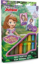 Disney Junior - Sofia ǀ 2in1 Sand Painting Art Set