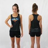 Bones Sportswear Dames Tanktop Diamond Art maat S