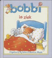 Prentenboek Bobbi 8 - bobbi is ziek