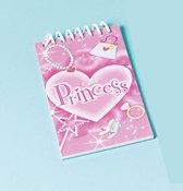 Notitieboekje Prinses Gift