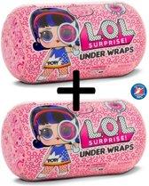 L.O.L. Surprise Under Wraps Serie 4-1 (2-pack)