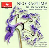 Neo-Ragtime - Piano Solo And Chamber Ensembles