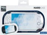 Hard plastic case met stand voor de PS Vita Slim