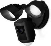 Ring Floodlight Cam - Beveiligingscamera - Zwart