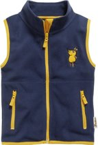 Playshoes Bodywarmer Fleece Muis Junior Navy Maat 80