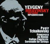 Mravinsky. Francesca Da Rimini/ Ita