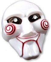 Jigsaw halloween masker