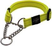 Rogz For Dogs Snake Choker Geel - 16 MMX26-40 CM
