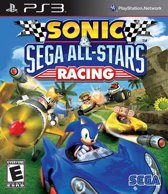 SEGA Sonic & SEGА All-Stars Racing video-game PlayStation 3 Basis