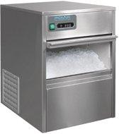 Polar ijsblokjesmachine 20kg/24 uur. Opslag 4 kilo
