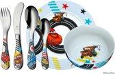 WMF Disney Cars kinderbestek 6-delig