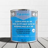 Epanol - Zijdeglans Waterbasis Wit 1liter