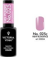 VICTORIA VYNN™ Gel Nagellak - Salon Gel Polish Color 025 - 8 ml. -
