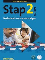 Stap 2 tekst- en werkboek + audio-cd