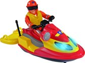 Brandweerman Sam - Jetski Juno - Speelfiguur