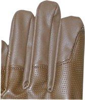 Rijhandschoenen -SE- (zacht elastisch) donkerbruin XXL
