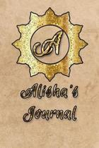 Alisha's Journal
