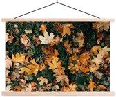 Schoolplaat Autumn Leaves