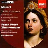 Mozart: Violin Concertos, Nos. 3-5