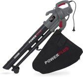Powerplus POWEG9011 Bladblazer - blazen/zuigen/versnipperen - 3000 W - met 35l opvangzak