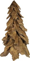 HSM Collection - Kerstboom - 145 cm - teak