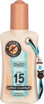 Byron Bay Lotion Gelspray SPF 15 - tropical fragrance - 200ml