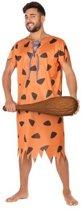 Holbewoner Fred verkleed kostuum heren - carnavalskleding - voordelig geprijsd XL