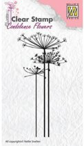 Nellies Choice stempel - condoleance bloemen 1 CSCF001
