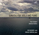 Sonatas For Viola And Piano.