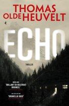 Boek cover Echo van Thomas Olde Heuvelt (Onbekend)