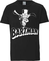 Logoshirt T-Shirt Bart Simpson - The Simpsons