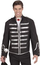 Dans & Entertainment Kostuum | Circusdirecteur Parade Jas Man | Small | Carnaval kostuum | Verkleedkleding