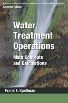 Mathematics Manual for Water and Wastewater Treatment Plant Operators - Three Volume Set