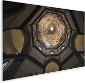 Het plafond van de Dom van Florence in Italië Plexiglas 180x120 cm - Foto print op Glas (Plexiglas wanddecoratie) XXL / Groot formaat!