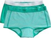 Ten Cate - Meisjes 2-Pack Shorts Mint - 98/104